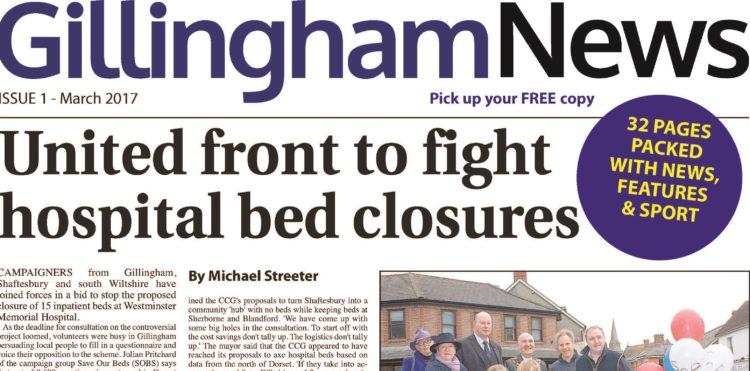 Gillingham News page 1