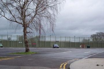 Guys Marsh prison Shaftesbury