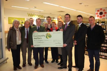 Waitrose Gillingham Simon Hoare MP
