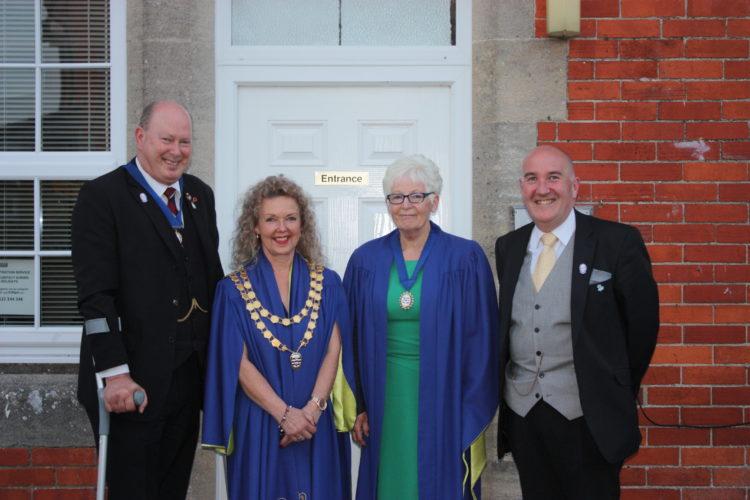 Belinda Ridout mayor Gillingham