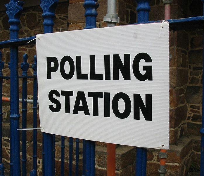 Hampshire County Council election turnout