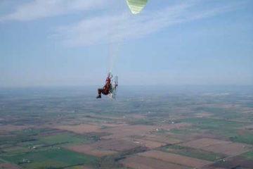 paragliding Gillingham
