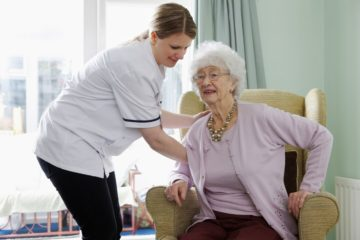 Care elderly Dorset