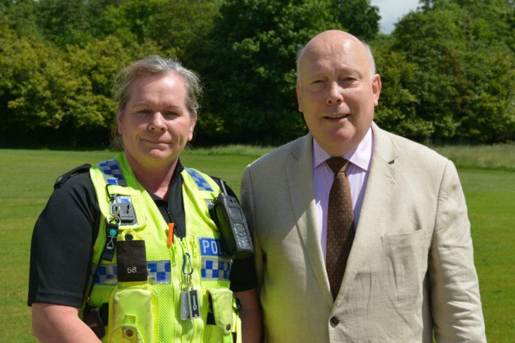 older drivers Dorset police