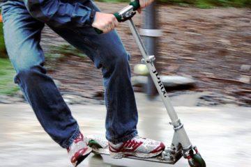 scooter Gillingham Dorset