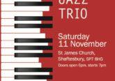 david Gordon Jazz Trio Shaftesbury