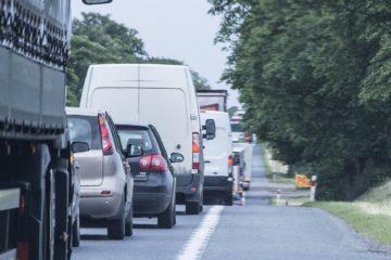 Traffic Shaftesbury