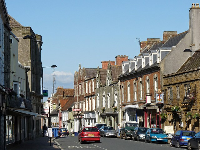 Shaftesbury High Street