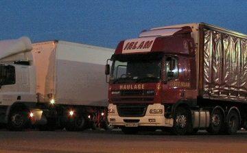 lorries Shaftesbury