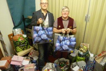 Gillingham Community Church hamper