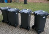 rubbish collection bins Dorset