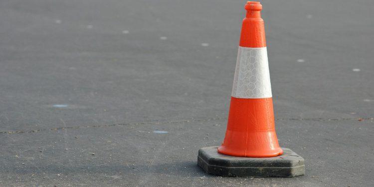 road repairs Gillingham