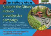 Melbury Cann lorries