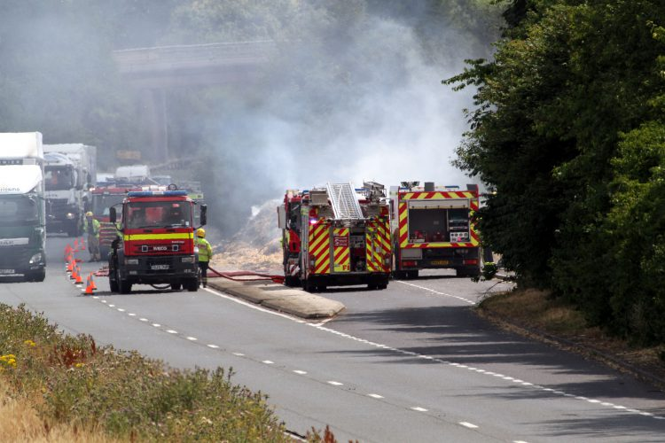 A 303 mere fire