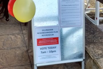 voting referendum Gillingham
