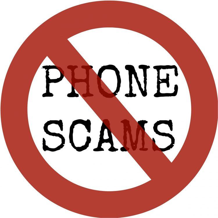 phone scams North Dorset HMRC