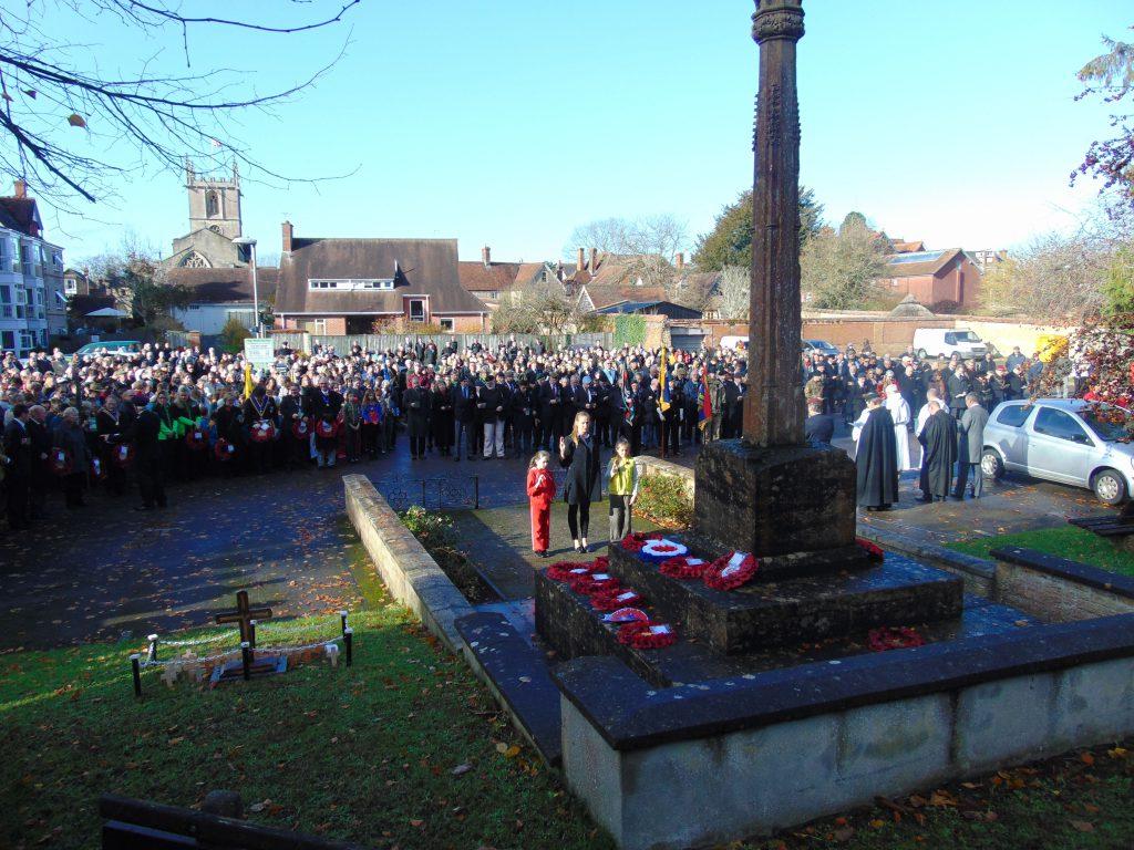 Gillingham remembrance