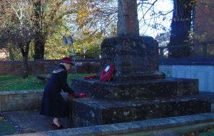 wreath Gillingham