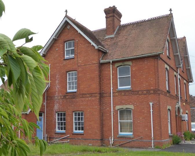 St Martin's House