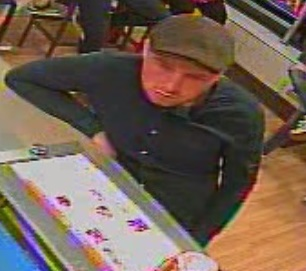 CCTV pizza assault Shaftesbury