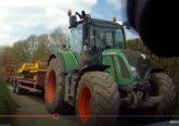 tractor Gillingham