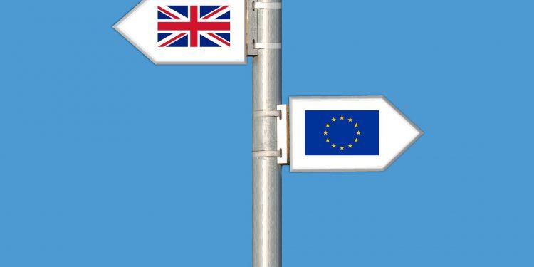 Brexit Union flag UK eu