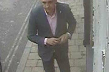 CCTV wallet Waitrose Gillingham