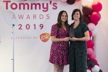 Tommy's award