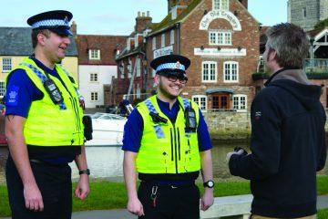 Neighbourhood policing Dorset