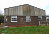 Bourton village hall
