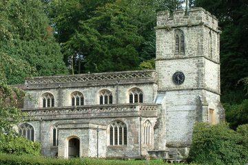 St Peter's Church Stourton
