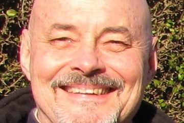 North Dorset Green Party candidate Ken Huggins.