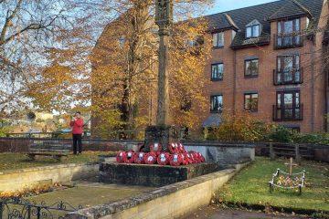 Remembrance Gillingham