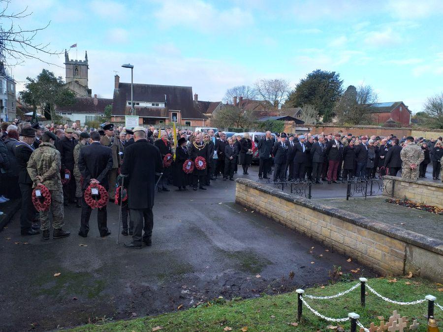 war memorial Gillingham