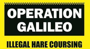 operation galileo hare coursing
