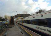 South Western Railway Gillingham rail station